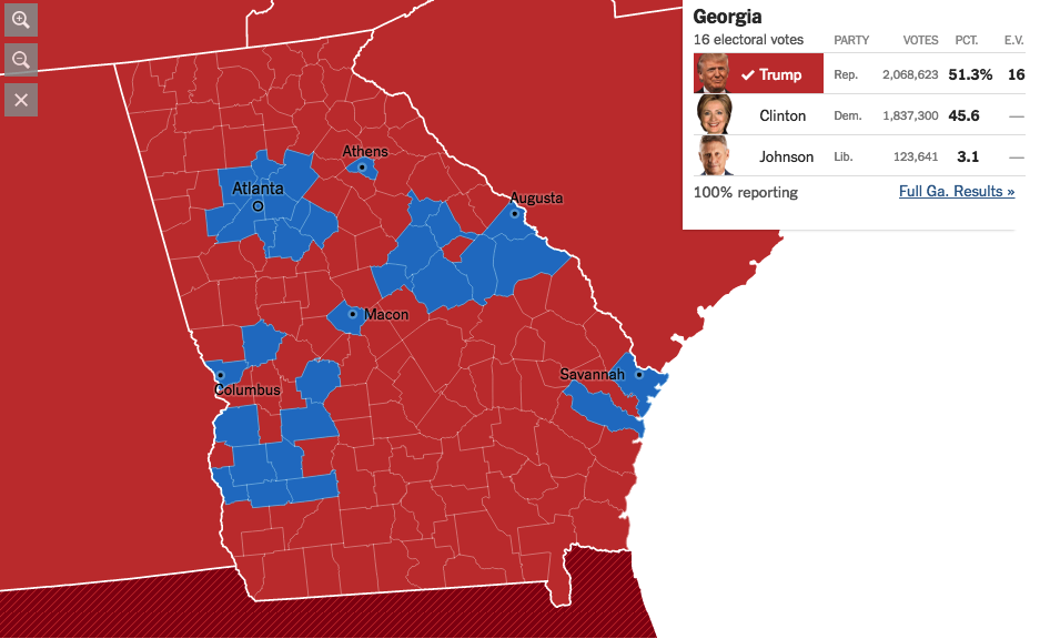 Georgia-election-results